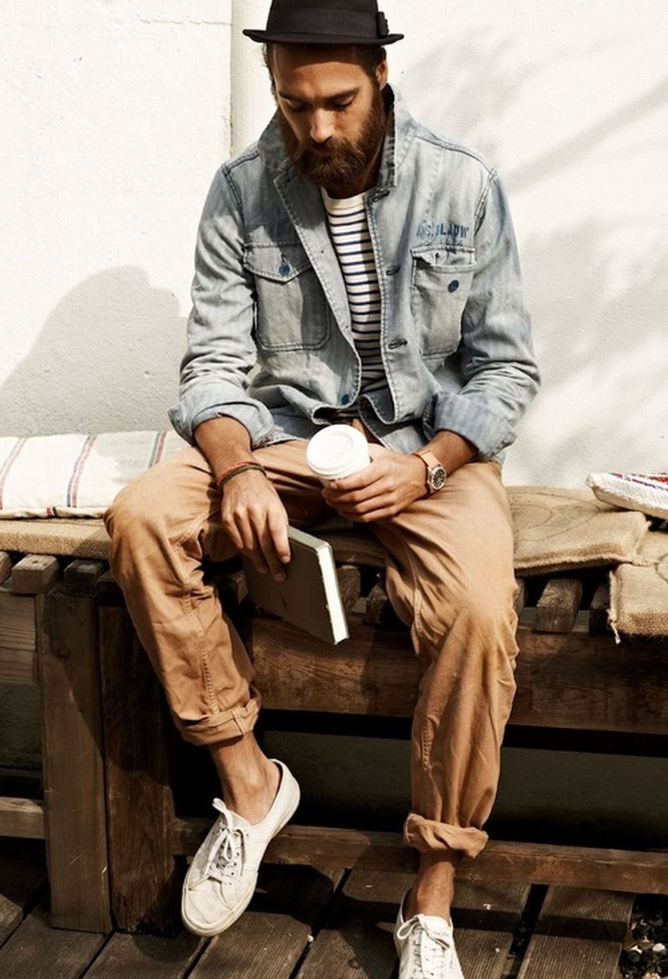 Casual indie mens fashion outfits style 28