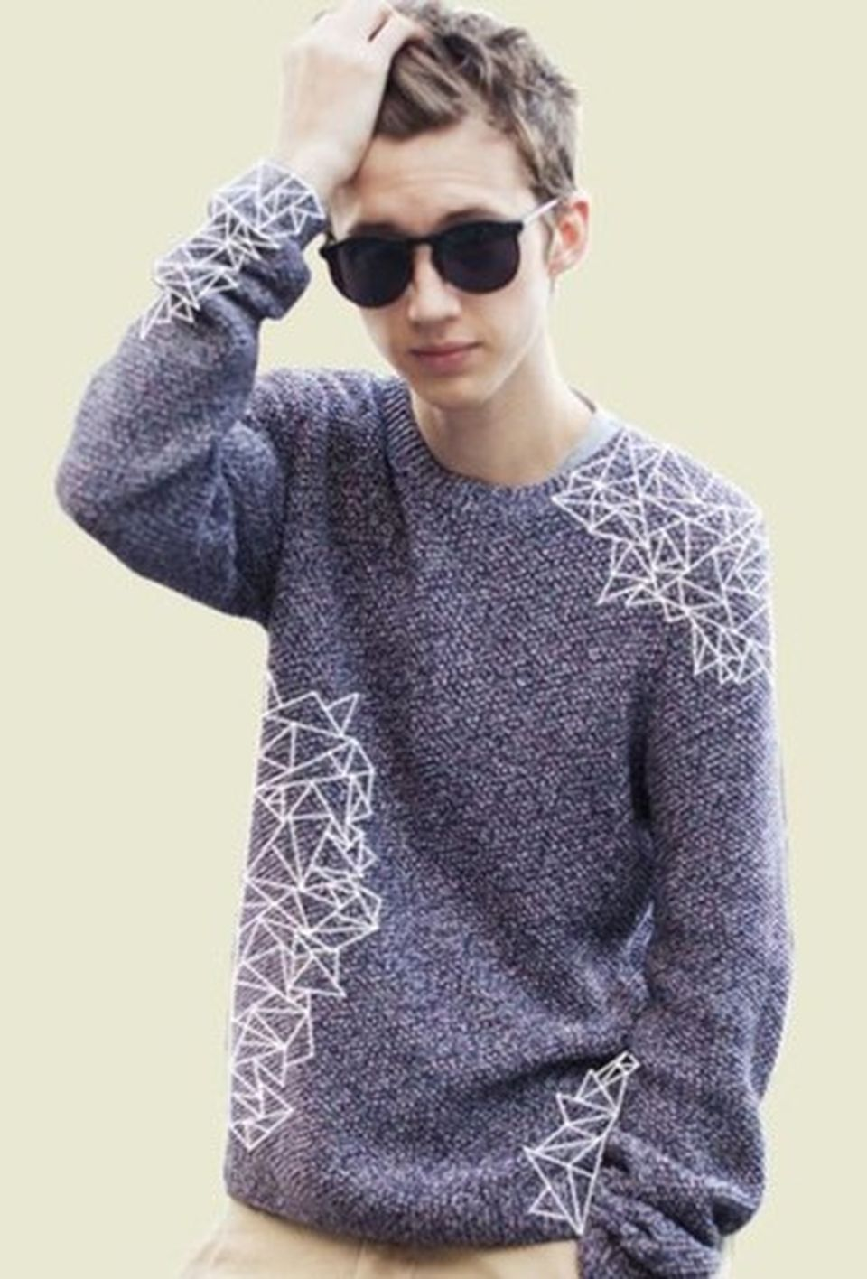 Casual indie mens fashion outfits style 4