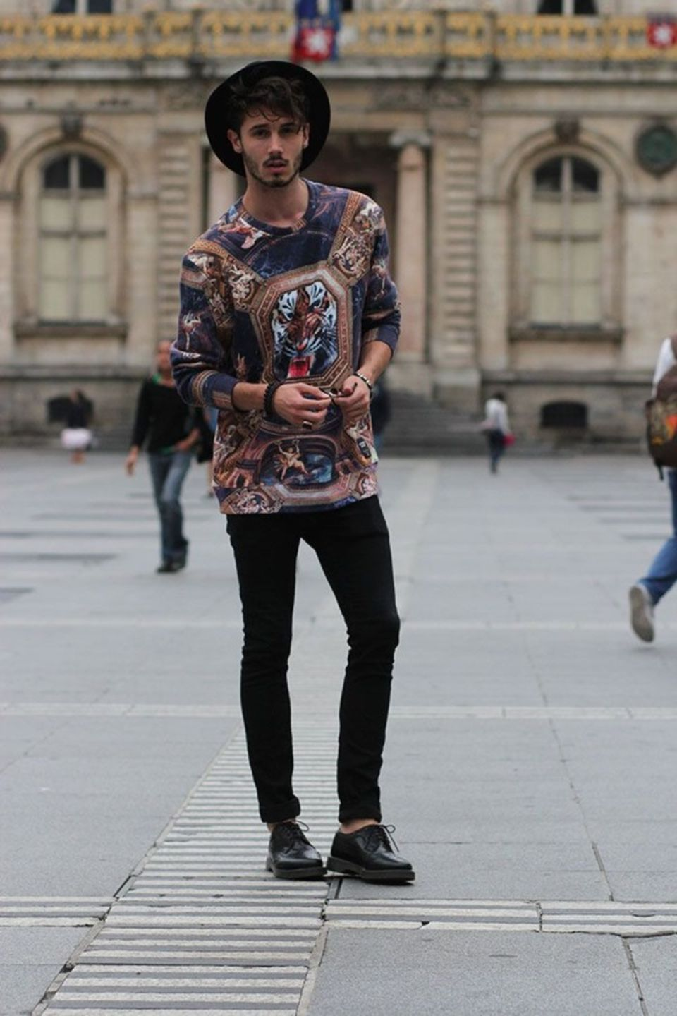 Casual indie mens fashion outfits style 52