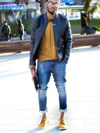 Casual indie mens fashion outfits style 58