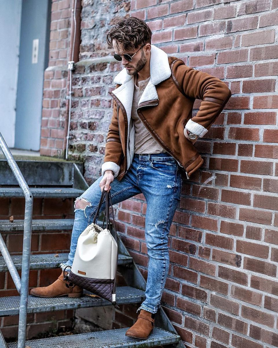 Casual indie mens fashion outfits style 64