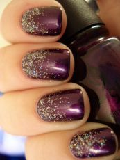 Pretty winter nails art design inspirations 17