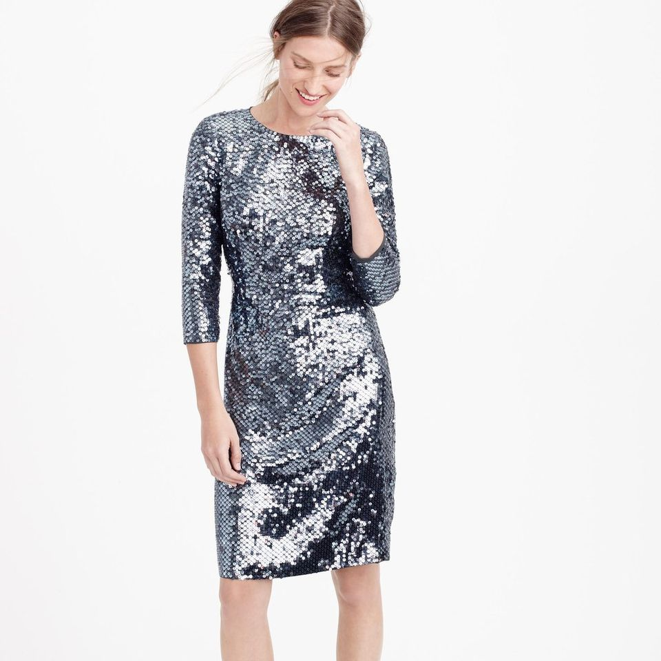 Sequin dress for new year eve party and night out 1