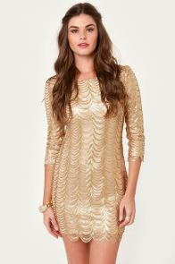 Sequin dress for new year eve party and night out 27