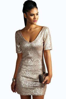 Sequin dress for new year eve party and night out 32