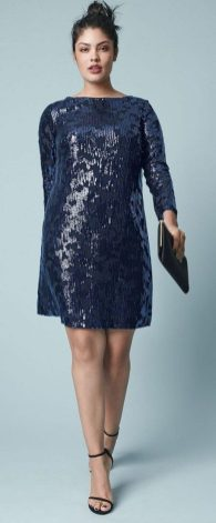 Sequin dress for new year eve party and night out 5