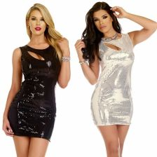 Sequin dress for new year eve party and night out 50