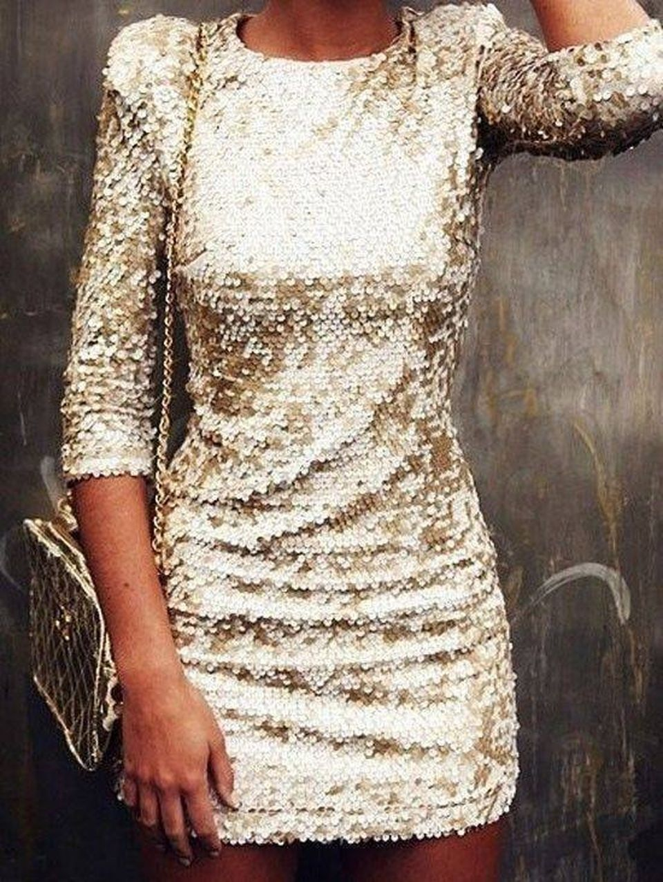 Sequin dress for new year eve party and night out 79