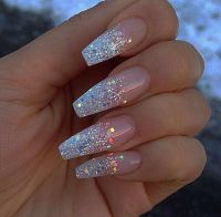 Sweet acrylic nails ideas for winter 86 - Fashion Best
