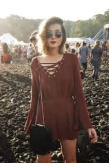 Best boho dress ideas for coachella outfits 36
