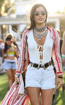 Best boho dress ideas for coachella outfits 89