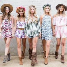 Best boho dress ideas for coachella outfits 9