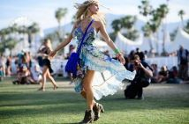 Best boho dress ideas for coachella outfits 97