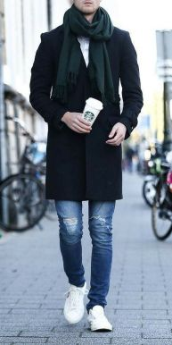 Cool, Classy and Fashionable Men Winter Coat 15