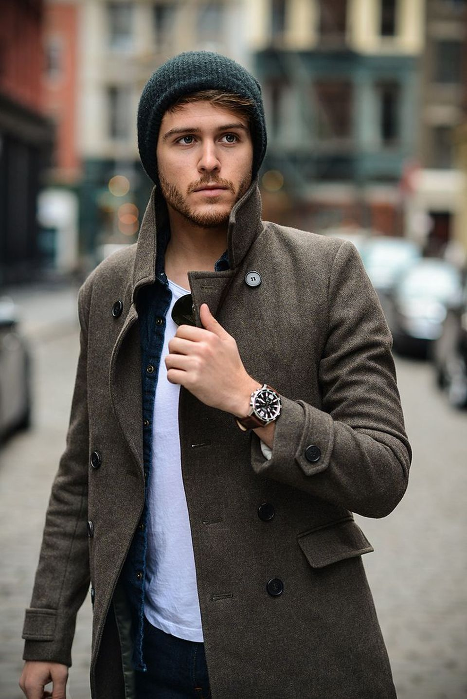 Cool, Classy and Fashionable Men Winter Coat 16