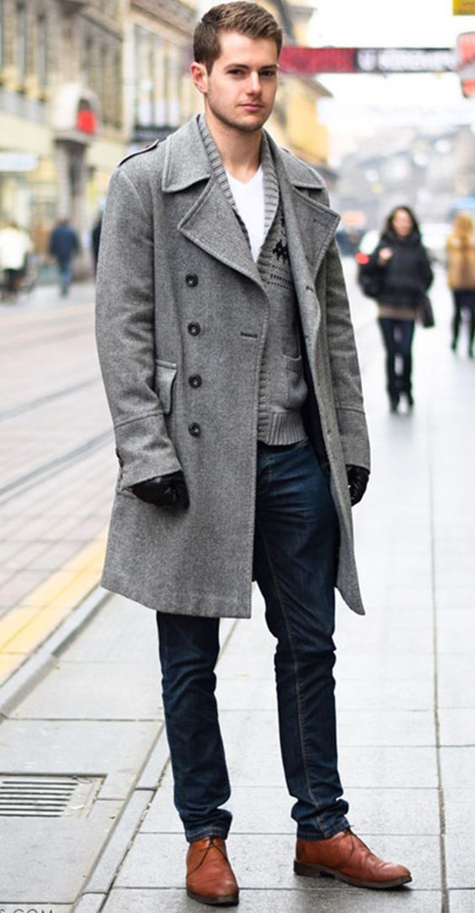 Cool, Classy and Fashionable Men Winter Coat 20