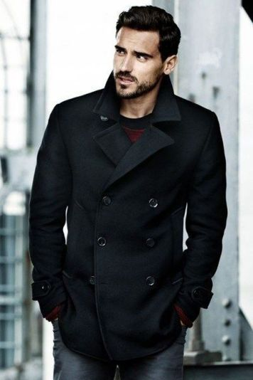 Cool, Classy and Fashionable Men Winter Coat 24