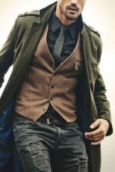 Cool, Classy and Fashionable Men Winter Coat 25