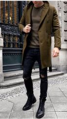 Cool, Classy and Fashionable Men Winter Coat 26