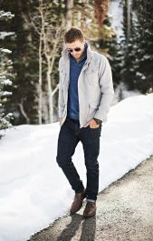 Cool, Classy and Fashionable Men Winter Coat 37