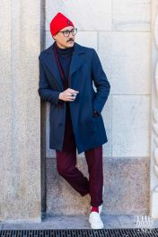 Cool, Classy and Fashionable Men Winter Coat 44