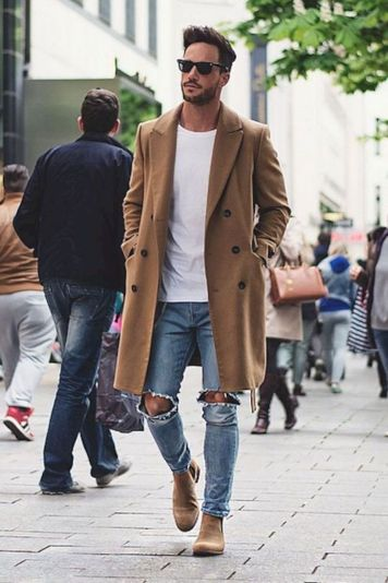 Cool, Classy and Fashionable Men Winter Coat 5
