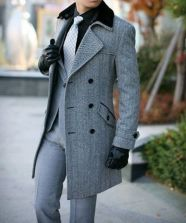 Cool, Classy and Fashionable Men Winter Coat 50