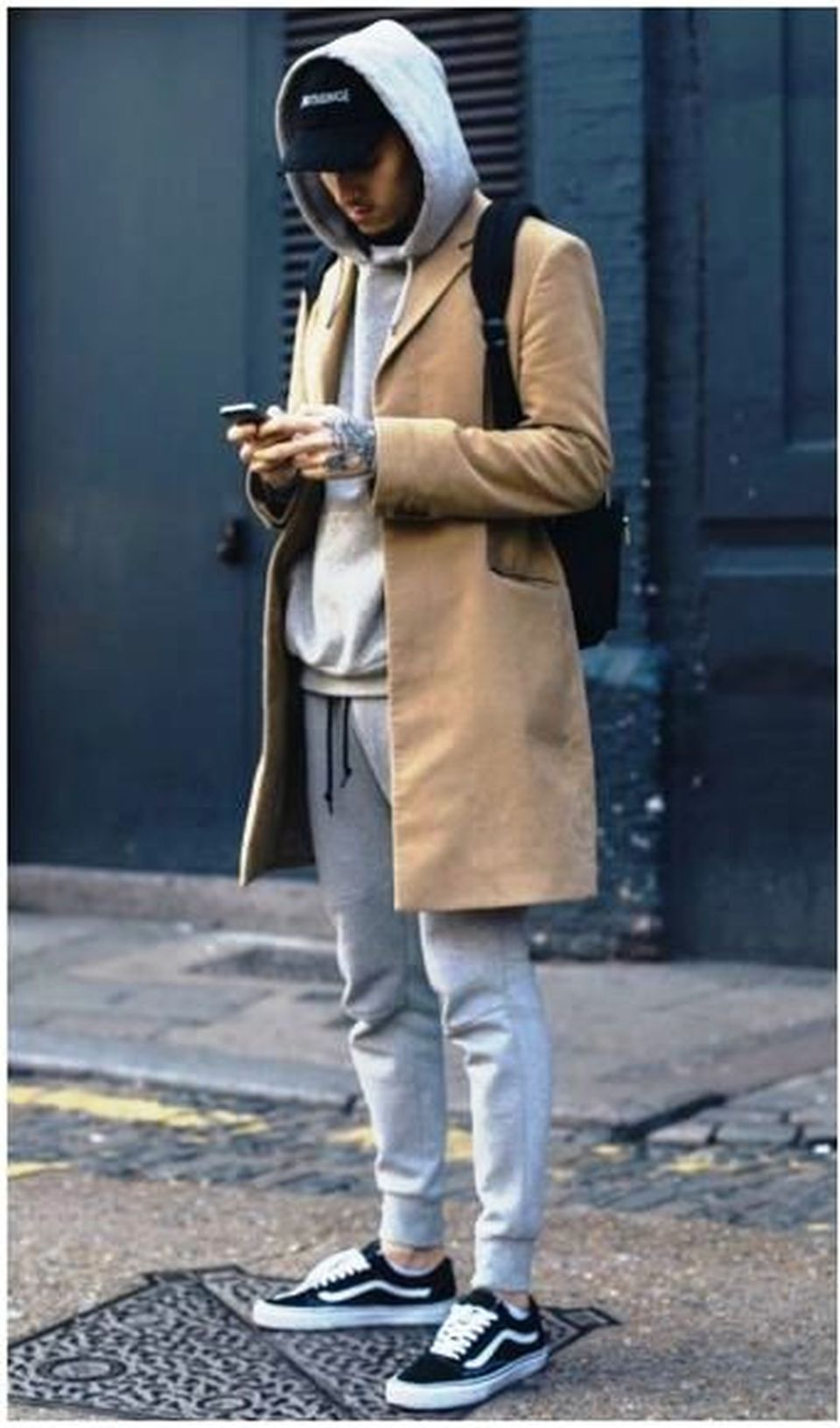 Cool, Classy and Fashionable Men Winter Coat 55