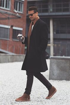 Cool, Classy and Fashionable Men Winter Coat 57