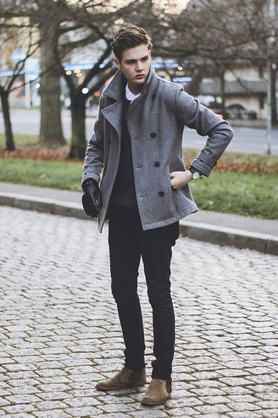 Cool, Classy and Fashionable Men Winter Coat 63