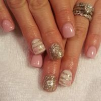 Lovely valentine nails design ideas 82 - Fashion Best