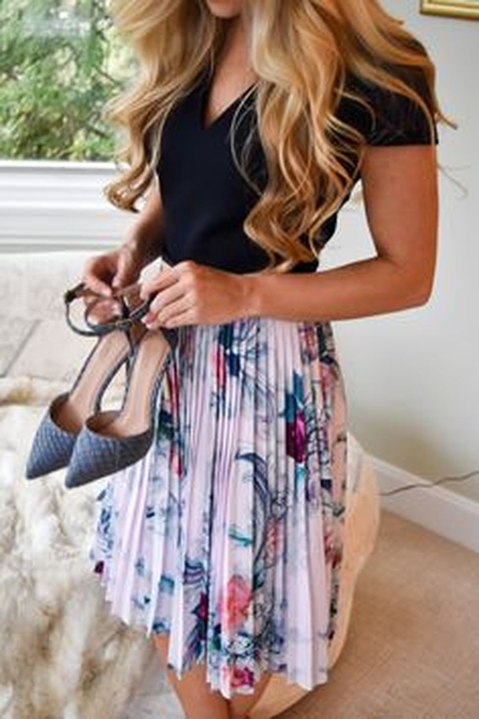 Pretty Casual Spring Fashion Outfits for Teen Girls 10