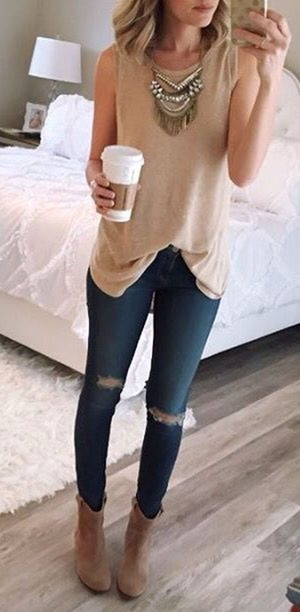 Pretty Casual Spring Fashion Outfits for Teen Girls 13