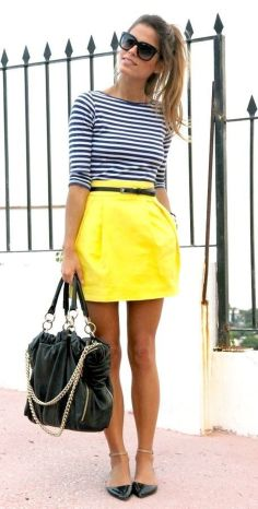 Pretty Casual Spring Fashion Outfits for Teen Girls 16