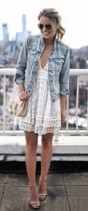 Pretty Casual Spring Fashion Outfits for Teen Girls 19