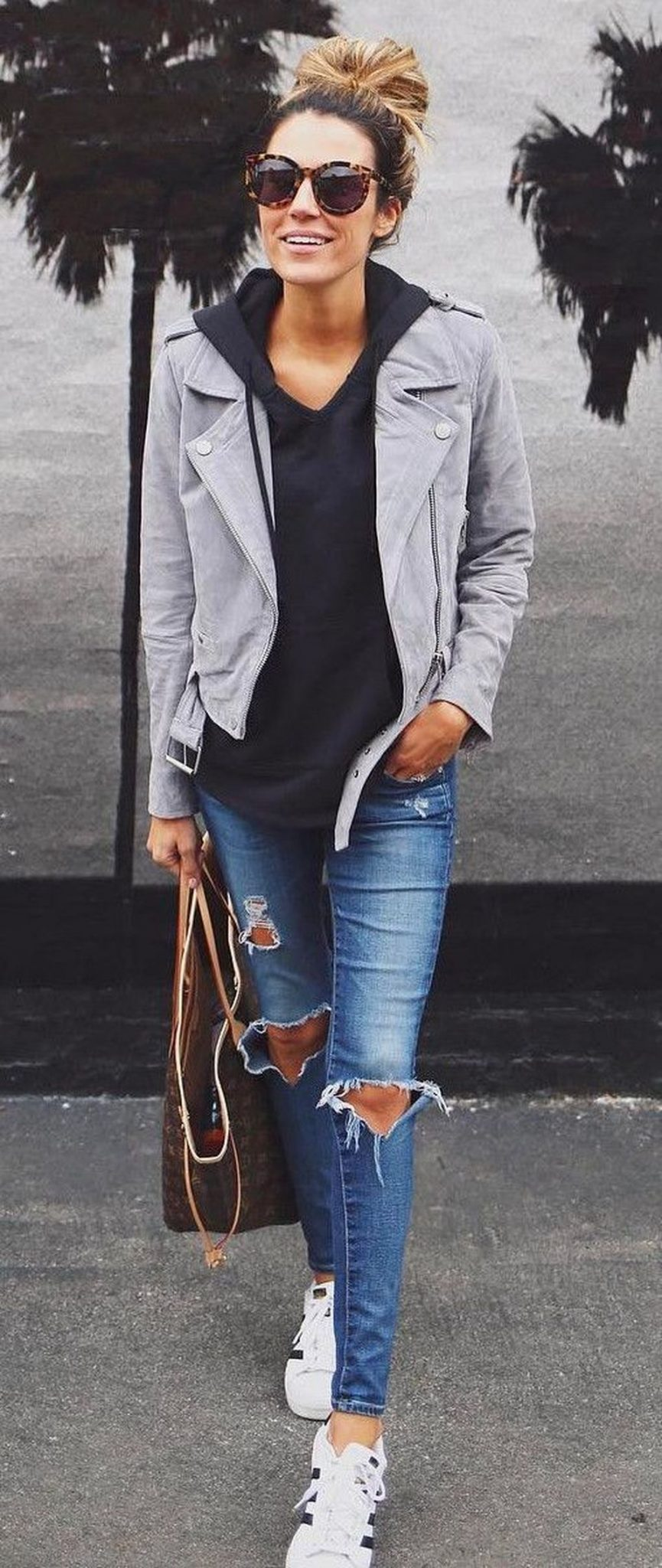 Pretty Casual Spring Fashion Outfits for Teen Girls 27