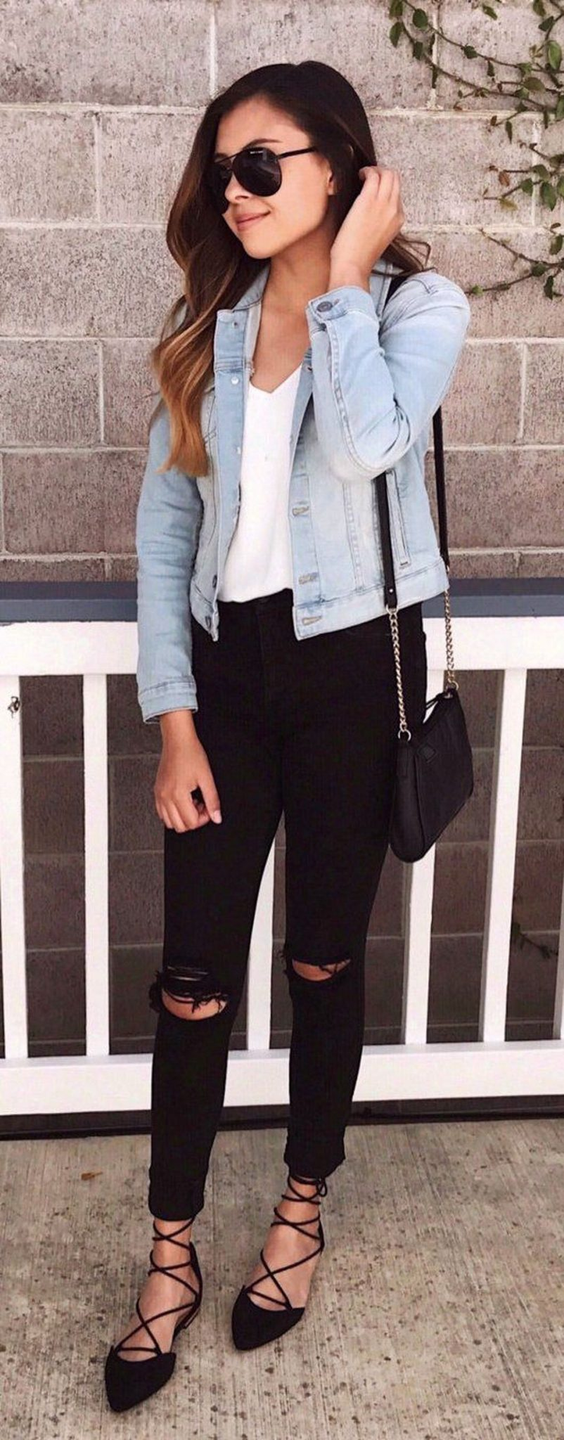 Pretty Casual Spring Fashion Outfits for Teen Girls 33