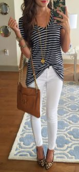 Pretty Casual Spring Fashion Outfits for Teen Girls 40
