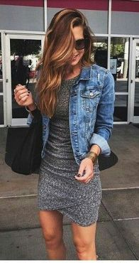 Pretty Casual Spring Fashion Outfits for Teen Girls 46