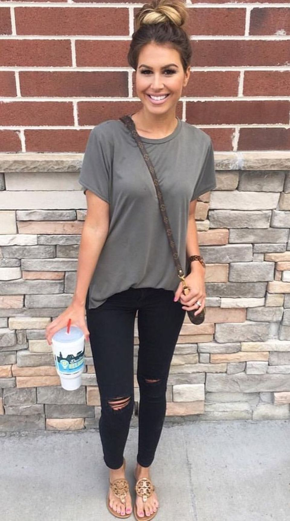 Pretty Casual Spring Fashion Outfits for Teen Girls 49