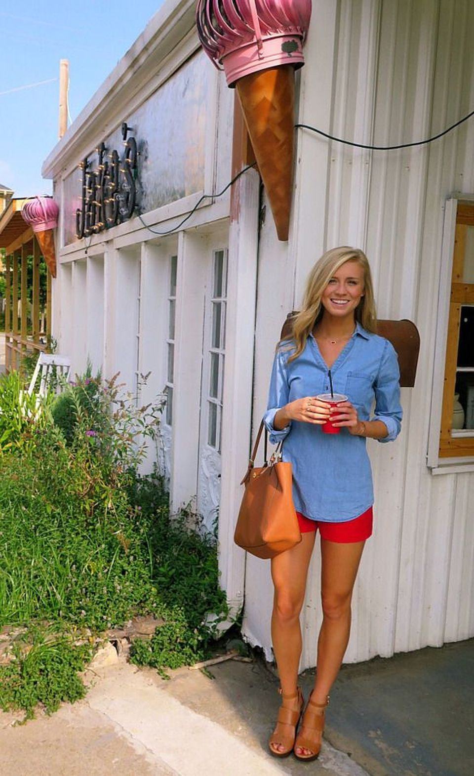 Pretty Casual Spring Fashion Outfits for Teen Girls 57