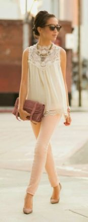 Pretty Casual Spring Fashion Outfits for Teen Girls 68
