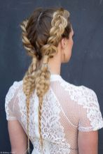 Stunning boho coachella hairstyles ideas 30