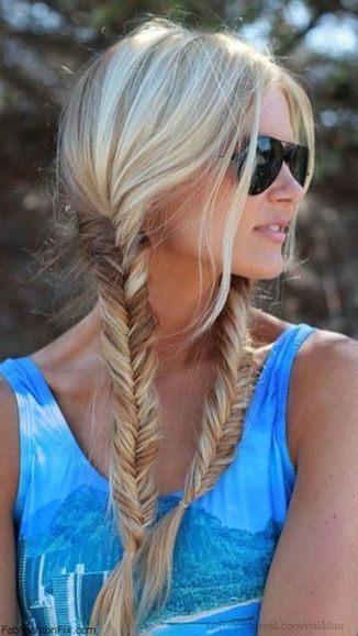 Stunning boho coachella hairstyles ideas 48
