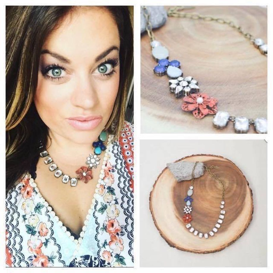 Beautiful Plunder Necklace Ideas for Summers 46