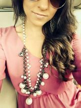 Beautiful Plunder Necklace Ideas for Summers 7