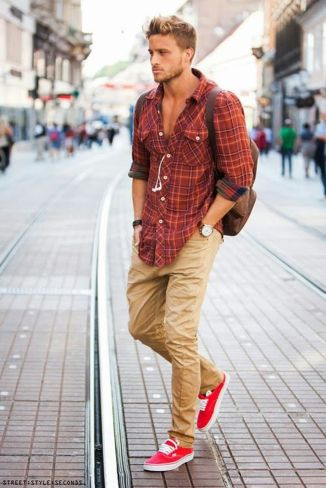 Cool Casual Men's Fashions Summer Outfits Ideas 1