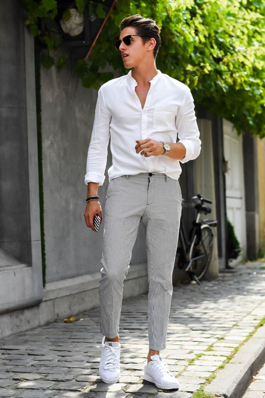 Cool Casual Men's Fashions Summer Outfits Ideas 12