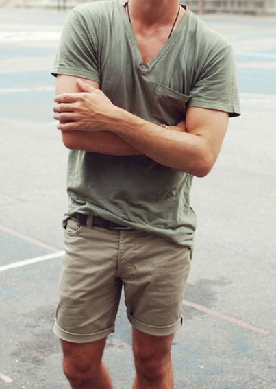 Cool Casual Men's Fashions Summer Outfits Ideas 28