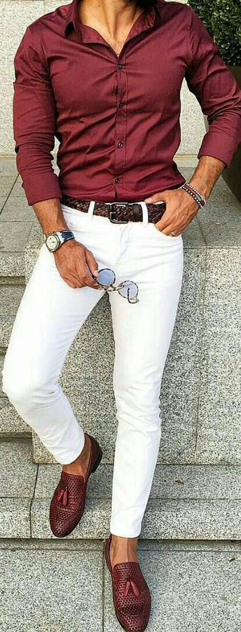 Cool Casual Men's Fashions Summer Outfits Ideas 4